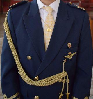 Traje almirante completo comunión