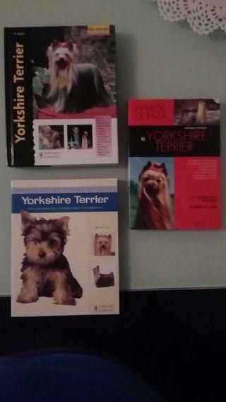 Libros Yorkshire terrier