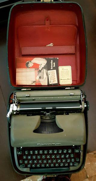 Máquina de escribir REMINGTON vintage 1959