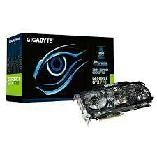Gygabyte GTX 770 OC 2GB