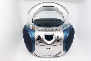 Equipo de musica portatil Philips