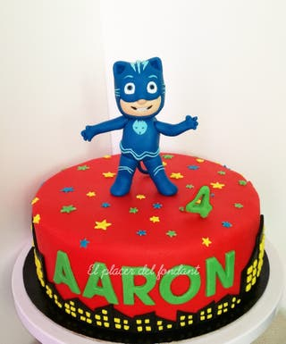 figura Fondant para tarta