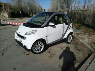 Smart For Two Coupé mhd