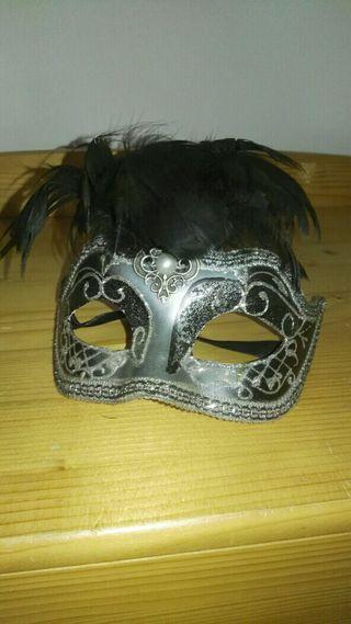 máscara antifaz veneziano carnaval