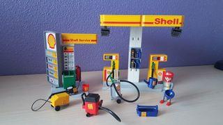 Gasolinera playmobil Shell