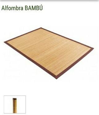 alfonbra Bambu (nueva)
