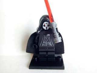 Figura Star Wars. Tengo otros