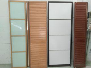 Frontales de armario