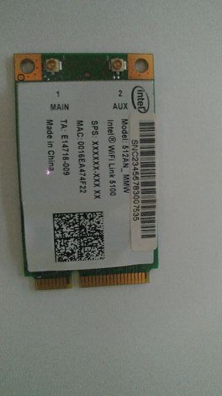 Tarjeta Wifi Intel Wifi link 5100 512AN NMW