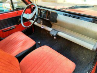 SEAT panda 1976