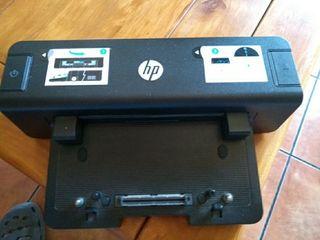 base portatil hp