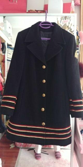 abrigo navy estilo gust and love
