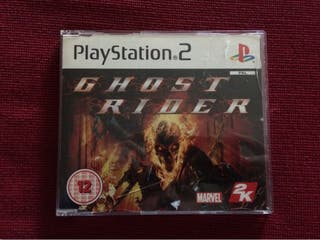 Ghost rider promo ps2