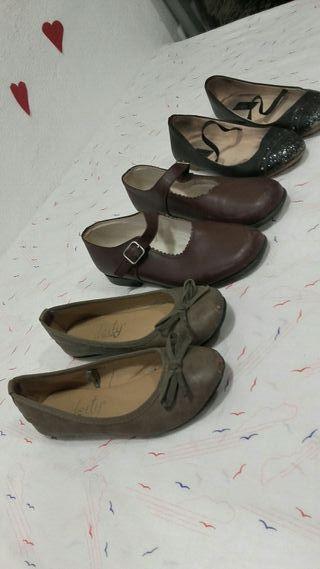 Zapatos Niña N'31