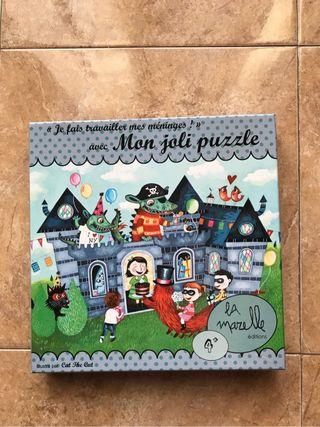 Puzzle Mon Joli 4