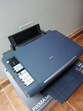 Impresora DX7400