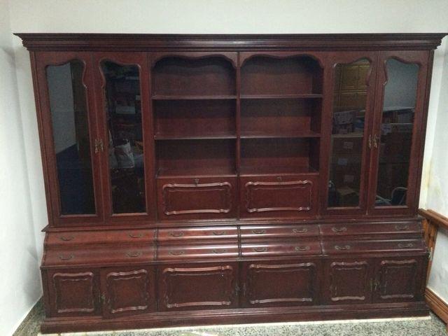 Mueble comedor antiguo de segunda mano por 20 € en Vinalesa - wallapop