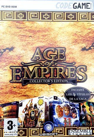 Age of Empires para PC (Edición coleccionista)