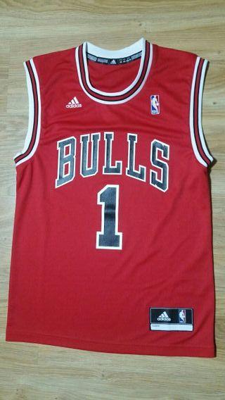Camisetas Bulls de segunda mano en Madrid en WALLAPOP 2cc41b44863