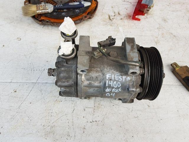 Compresor de aire acondicionado Ford Fiesta