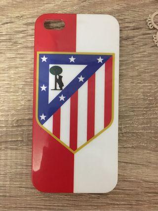 Funda Iphone 5 Atletico