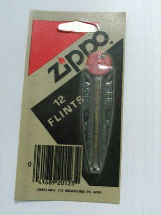 piedras para mechero Zippo