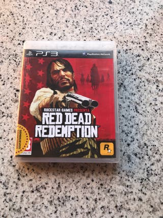 Red Dead Redemption play3