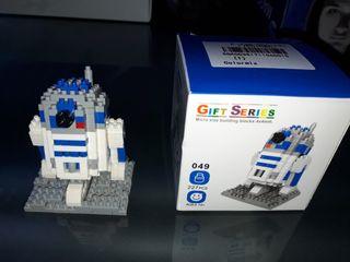 juguetes tipo Lego R2 D2