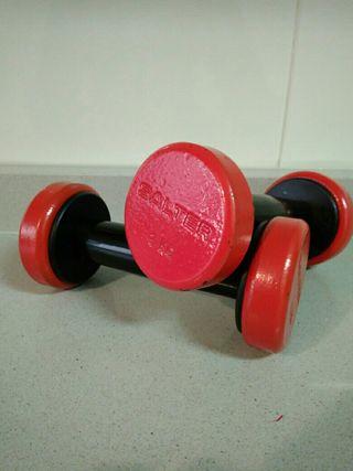 pesas fitness 1 kg