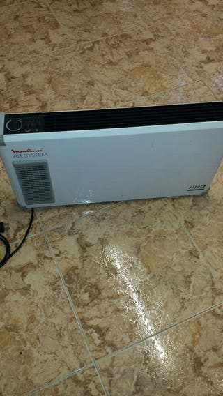 calefactor electrico(poco consumo)