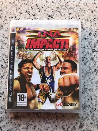 TNA IMPACTAC play 3