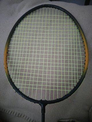 Raqueta bádminton
