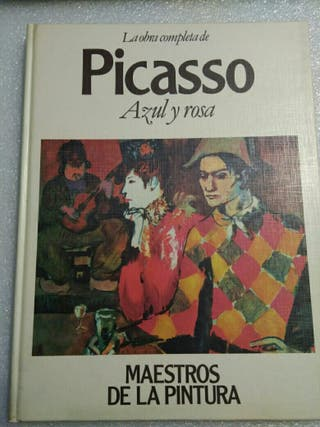 Picasso. Serie azul y Rosa. obra completa
