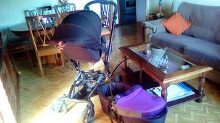 Carro de bebe jane epic