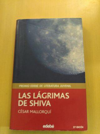 libro lágrimas de Shiva