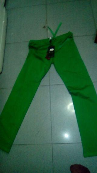 Pantalones chandal