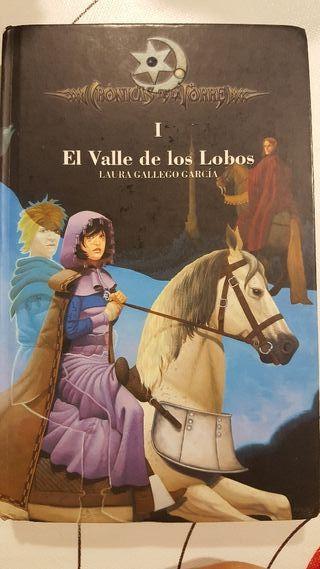 libro el valle de los lobos