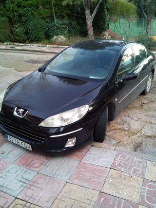Peugeot 407 2007 1.6 hdi