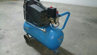 compresor italiano 2cv 25 litros
