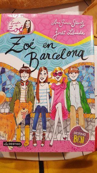 zoe en barcelona