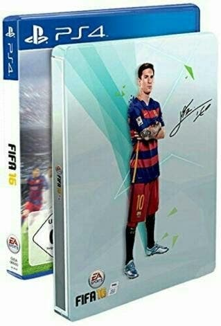 Fifa 16 Steel Cage PS4