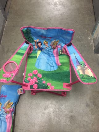 Silla plegable Disney