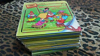 16 cuentos para niña o niño