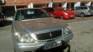 mercedes 320 cdi 204cv 2002