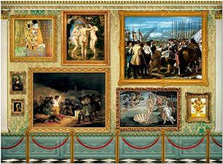 Puzzle 12000 piezas Grandes obras de arte