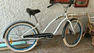 Bicicleta cruiser marca electra americana