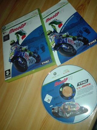 XBOX360 moto