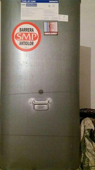 depósito gasoil calefacción