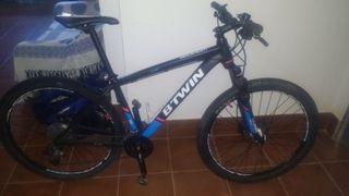 """Bicicleta MTB Btwin 27,5"""""""