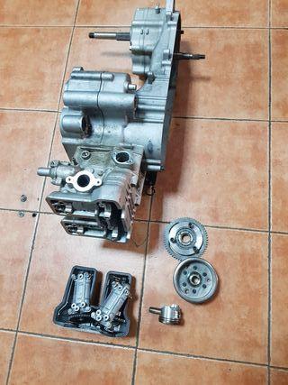 despiece motor daelim s3 125 año 2011